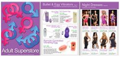 Sex Toy Catalogue